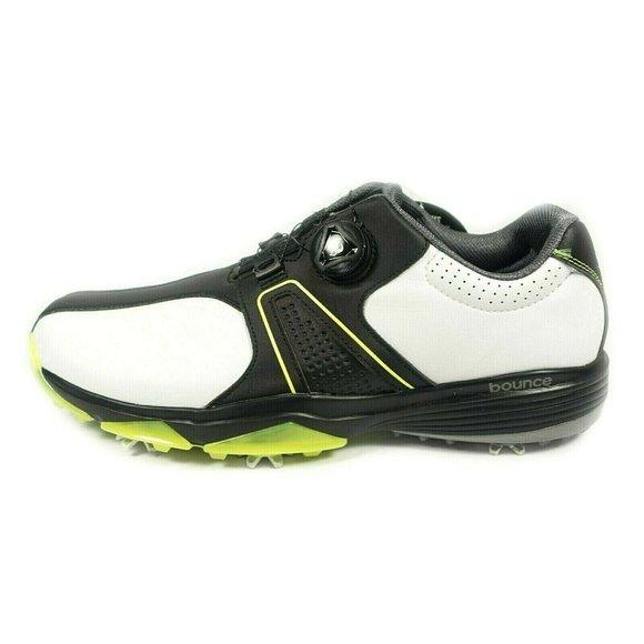Adidas 360 Traxion BOA Leather Golf Shoes